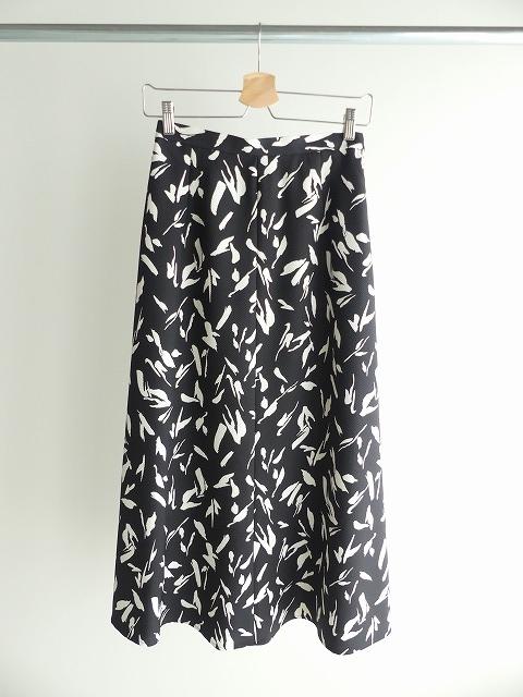 オリジナルプリント後ろゴムスカートの商品画像2