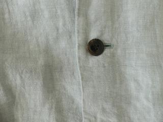 泥藍リネンコートの商品画像25