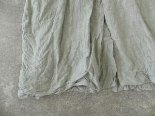 泥藍リネンコートの商品画像27
