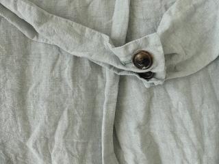 泥藍リネンコートの商品画像31