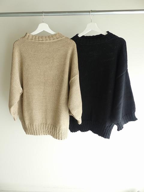 コットンビッグスリーブセーターの商品画像11