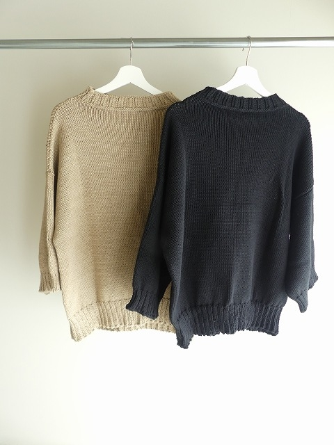 コットンビッグスリーブセーターの商品画像12