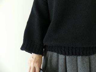 コットンビッグスリーブセーターの商品画像17
