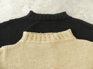コットンビッグスリーブセーターの商品画像19