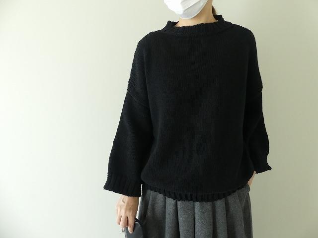 コットンビッグスリーブセーターの商品画像2