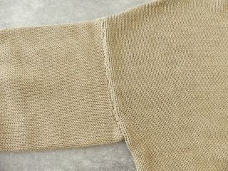 コットンビッグスリーブセーターの商品画像25