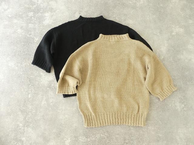 コットンビッグスリーブセーターの商品画像3