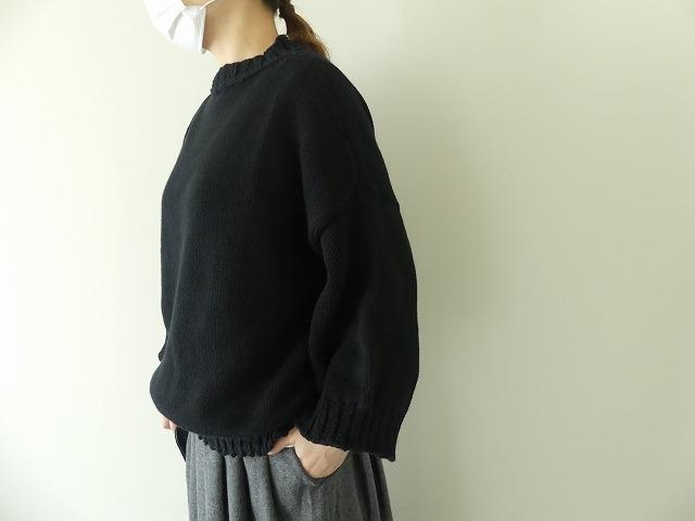 コットンビッグスリーブセーターの商品画像4