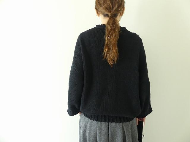 コットンビッグスリーブセーターの商品画像5