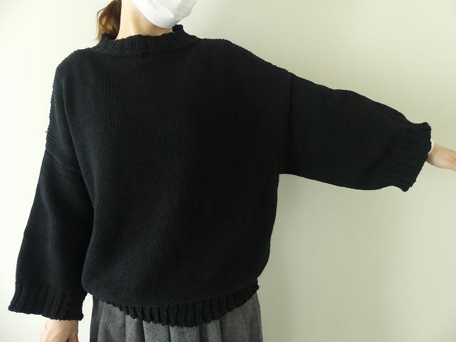 コットンビッグスリーブセーターの商品画像6