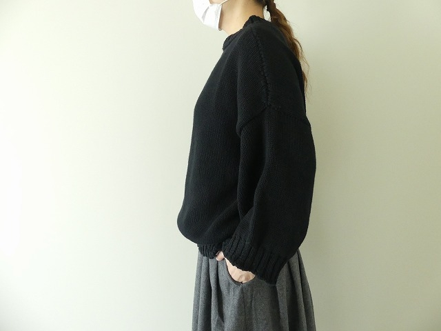 コットンビッグスリーブセーターの商品画像7