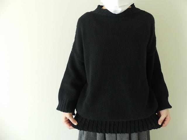 コットンビッグスリーブセーターの商品画像8