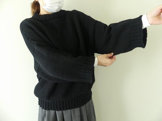 コットンビッグスリーブセーターの商品画像9