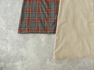 フランネルロングシャツワンピースの商品画像19