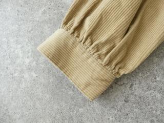 コーデュロイバンドカラーシャツワンピースの商品画像30