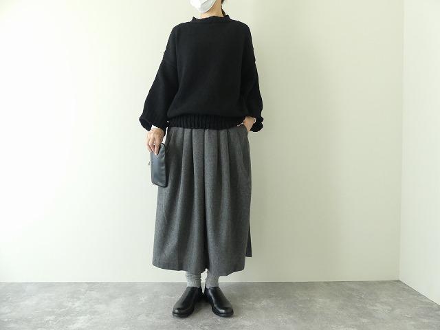 コットンビッグスリーブセーターの商品画像1