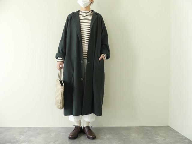 ウールコートの商品画像3