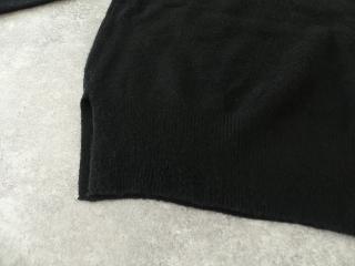 縮絨起毛ウールタートルプルオーバーの商品画像25