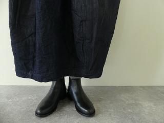 11ozムラデニム裏起毛バルーンスカートの商品画像15