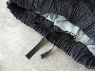 11ozムラデニム裏起毛バルーンスカートの商品画像20