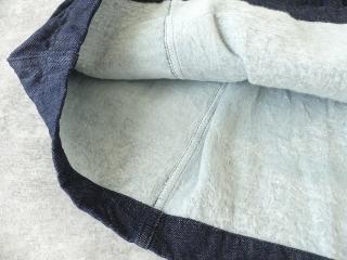 11ozムラデニム裏起毛バルーンスカートの商品画像23