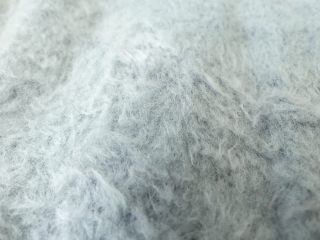 11ozムラデニム裏起毛バルーンスカートの商品画像24