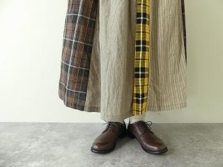 カード天竺パネルシャーリングスカートの商品画像15