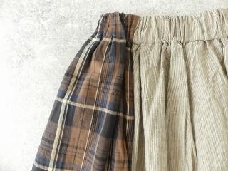 カード天竺パネルシャーリングスカートの商品画像19