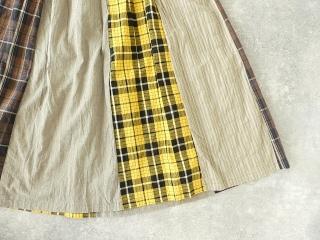 カード天竺パネルシャーリングスカートの商品画像20