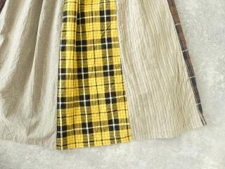 カード天竺パネルシャーリングスカートの商品画像22