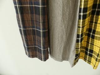 カード天竺パネルシャーリングスカートの商品画像25
