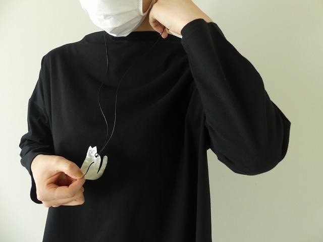 シェルネコネックレスの商品画像4
