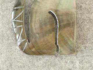シェルネコブローチの商品画像18