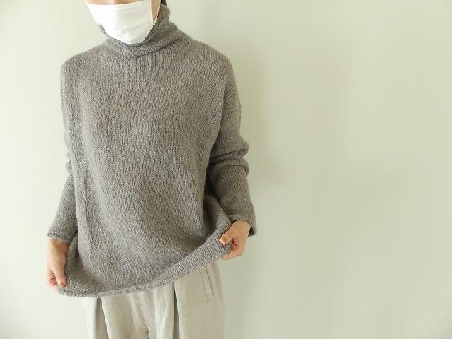 alpaca wool turtleneckの商品画像10