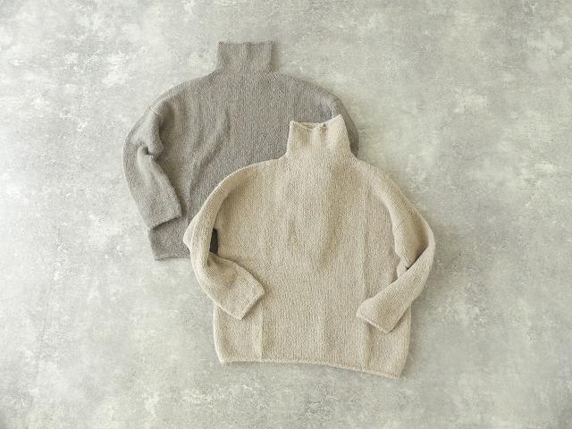 alpaca wool turtleneckの商品画像12