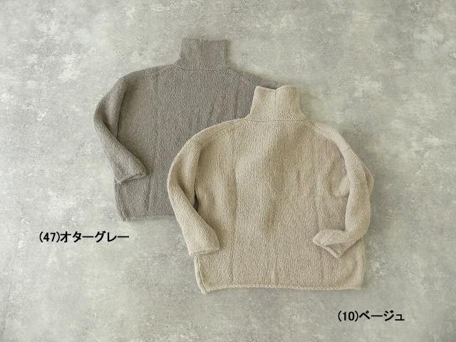 alpaca wool turtleneckの商品画像13