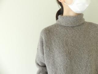 alpaca wool turtleneckの商品画像14