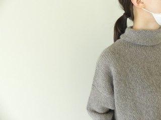 alpaca wool turtleneckの商品画像16