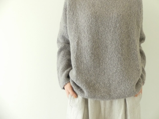 alpaca wool turtleneckの商品画像17