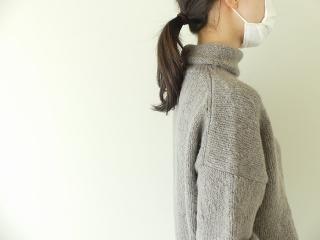 alpaca wool turtleneckの商品画像18