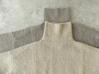 alpaca wool turtleneckの商品画像24