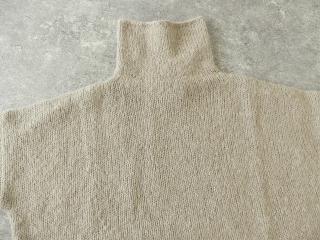 alpaca wool turtleneckの商品画像27