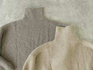 alpaca wool turtleneckの商品画像28