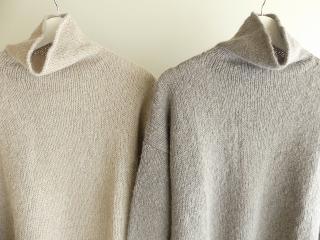 alpaca wool turtleneckの商品画像30