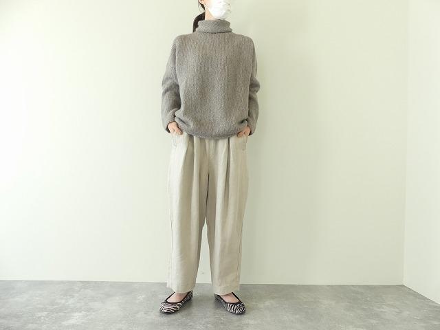 alpaca wool turtleneckの商品画像5