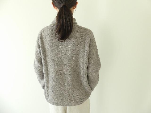 alpaca wool turtleneckの商品画像7