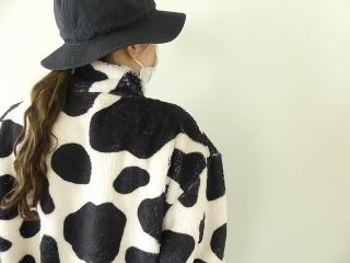 牛柄フリーススナップTの商品画像17