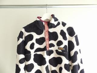 牛柄フリーススナップTの商品画像18