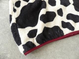 牛柄フリーススナップTの商品画像24