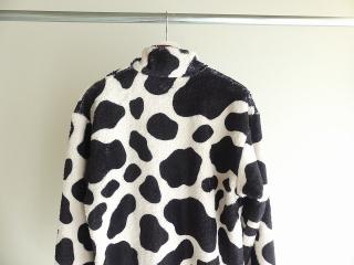 牛柄フリーススナップTの商品画像26